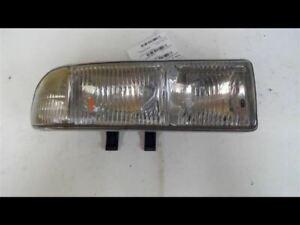 Passenger Headlight Chevrolet Fits 98-05 BLAZER S10/JIMMY S15 174247