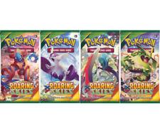 Cartes Pokémon en anglais avec booster box