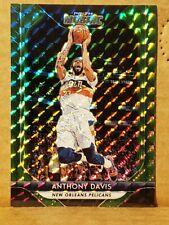 Anthony Davis 2018-19 Prizm Green Mosaic Prizm New Orleans Pelicans