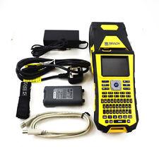 Brady 61 Label Printer QWERTY UK avec WIFI USB, fils électriques telecoms Ajusteur