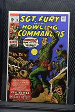 Sgt Fury and His Howling Commandos #79 Marvel Comic 1970 Stan Lee Dick Ayers 9.0