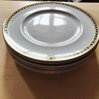 "ROYAL DOULTON MONACO 1987 ENGLISH BONE CHINA DINNER PLATE 10 1/2"" 27CM"