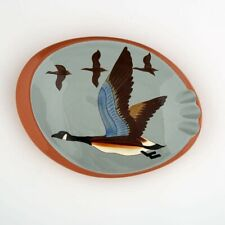 Stangl Canada Goose Ashtray from the mid-century Sportsman Series