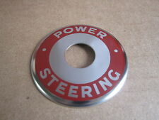 Power Steering Plate For Case 300b 301 301b 302 302b 310 310b 311 311b 312 312b