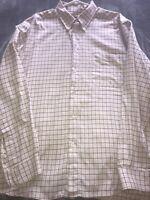 Ermenegildo Zegna Long Sleeve Button Down Size XL Extra Large Men's Casual