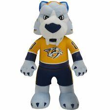 "Bleacher Creatures Nashville Predators Mascot Gnash 10"" Plush Figure"