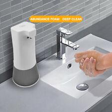 Hands Free Automatic IR Sensor Bath Touchless Soap Liquid Foam Dispenser #S8