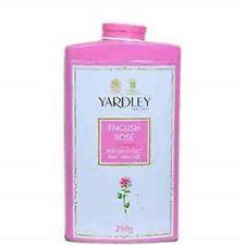 Yardley Body Talc English Rose Perfumed Talcum Powder 250 grams