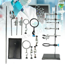 Laboratory Stands Support and Lab Clamp Flask Clamp Condenser Clamp Stands 600mm