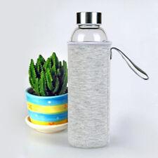 280-750mL Sport/Bike Water Bottle Cover Neoprene Insulated Sleeve Bag Case Pouch