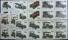 Vietnam 1984 -Old Cars,4x7 St.In Block,MNH, V 029A