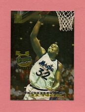 1993-1994 Stadium Club Basketball #358 Shaquille O'neal Frequent Flyers Upgrade