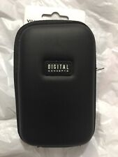 Compact Universal Nylon Hard Shell Case Bag For Small Digital Camera
