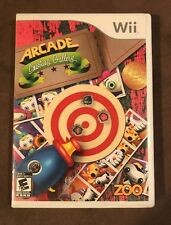 Arcade Shooting Gallery Nintendo Wii ~ Complete! ~ Works Great! ~ Fast Shipping!