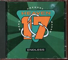 HEAVEN 17 - ENDLESS - CD ALBUM [3022]