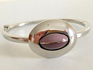Swatch Bijoux Armband Armreif Element drehbar petrol oder flieder neu ungetragen