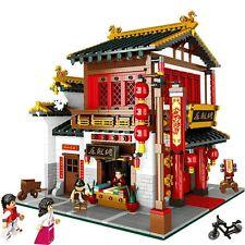 Silk and Satin Shop 2787 piece compatible blocks model