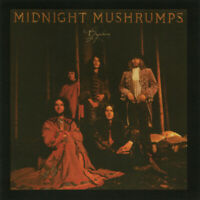 Gryphon Midnight Mushrumps (2016) Neuauflage 6-track CD Album Neu/Verpackt