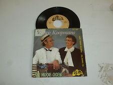 """JANT JE KOOPMANS EN ZIJN BAND - In Den Hemel - 1985 Dutch 7"""" Juke Box Single"""