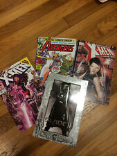 Marvel Legends Comics, posters and dioramas (Blade, Wasp, Psylocke, Punisher +)