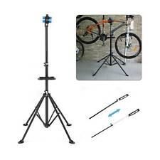 Home Mechanic Bike Bicycle Cycle Repair Stand Workstand Heavy Duty Adjustable