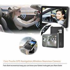 Car Gps Navigation 7 Inch Garmin With Truck Maps Wireless Direction Bluetooth