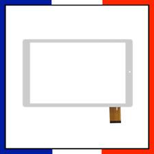 ECRAN VITRE TACTILE TABLETTE SMARTAK TAB 920 TAB920 YJ467FPC-V0 BLANC