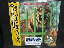 TYGERS OF PAN TANG The Cage Japan Mini LP SHM CD 1982 N.W.O.B.H.M 4th 2017