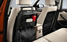 Genuine BMW Seat Back Backrest Storage Pocket - Black 1 2 3 4 5 6 7 X Series