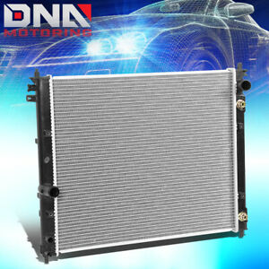 For 2008-2014 Cadillac CTS 3.6L AT Radiator Factory Style Aluminum Core 13055