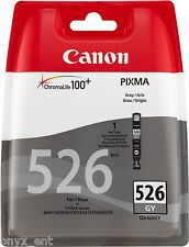 Genuine Canon CLI-526GY Grey Ink for Pixma MG6150 MG6250 MG8150 MG8170 MG8250