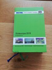 Michel Katalog Südeuropa 2019 Europa Band 3
