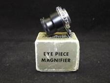 Vintage Nikon Eye Piece Magnifier for Nikon F Camera & Box