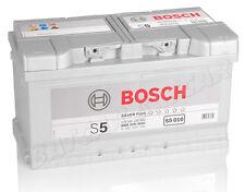 Original BOSCH 12V 85 Ah S5 010 85Ah Premium Batterie NEU + RECHTS