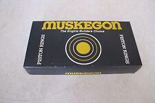 Muskegon Engine Piston Ring Set Chevrolet GMC Pontiac 87-95 3.8L (MG 1115 040)