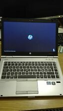 PORTATILE NOTEBOOK HP ELITEBOOK 8470P i5-3210M 8GB 120GB SSD WEBCAM GARANZIA  W7