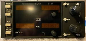 TKM MX300 Aircraft Nav/Com