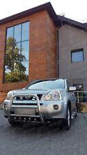 Nissan X-Trail 2007-2009 | FRONT HIGH BULLBAR , BULL BAR , A-BAR , STAINLESS STE