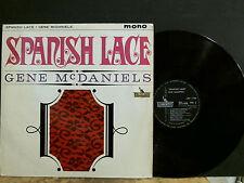 GENE McDANIELS   Spanish Lace    LP   Lovely copy!