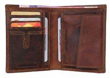 RFID Herren Leder Geldbörse Wallet Portemonnaie Brieftasche Geldbeutel 32008