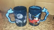 Disney Parks Sorcerer Mickey Mouse Logo WDW Coffee Mug Cup 2017 PROF PACKED