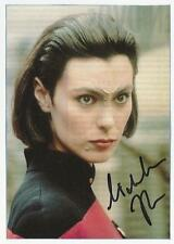 Michelle Forbes - Star Trek TNG signed photo