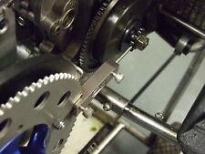 Go Kart  Chain Aligner Tool - NEXTKARTING - X30 - CADET - ROTAX - IAME - HONDA -