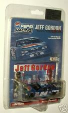 1999 Jeff Gordon #24 Pepsi Racing 1:64 car Action