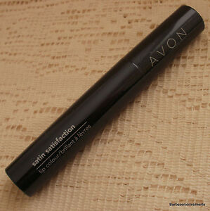 """Avon Satin Satisfaction Lip Colour in """"Shimmering Nude"""" ~ New Sealed"""