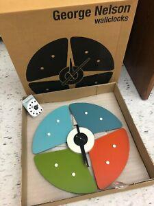 Vitra George Nelson Petal Clock