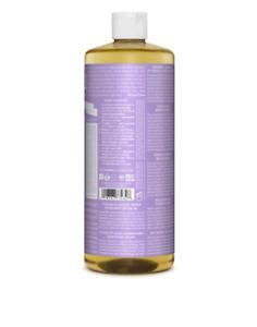 Dr. Bronner's Magic Soaps Liquid Castile Soap Lavender 32 Oz