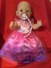 """BABY Born 17""""  Doll And Outfit."""