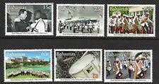 Bahamas 2013 Police Force Band set UM (MNH)