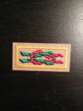 1983-current 100 Years PB Arrow of Light Award Square Knot Boy Scouts BSA